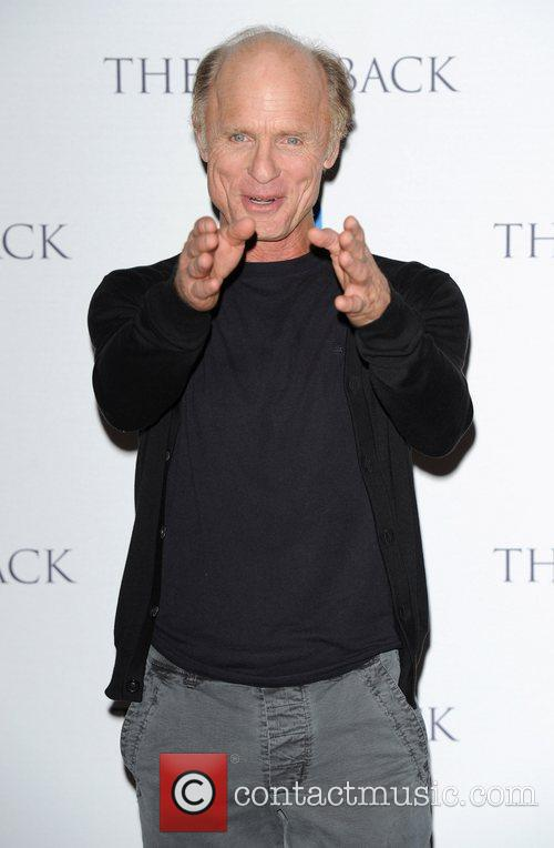 Ed Harris  Photocall for 'The Way Back'...
