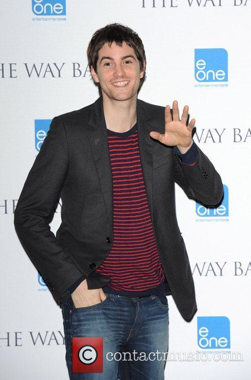 Jim Sturgess Photocall for 'The Way Back' held...