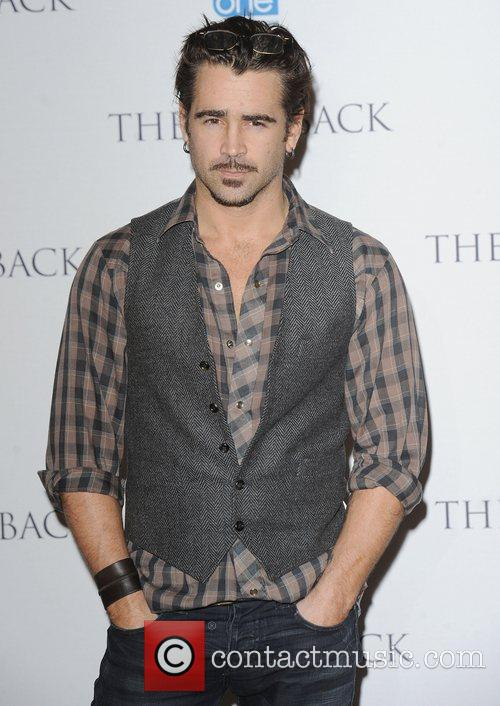 Colin Farrell  Photocall for 'The Way Back'...