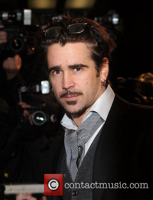 Colin Farrell  'The Way Back' UK premiere...