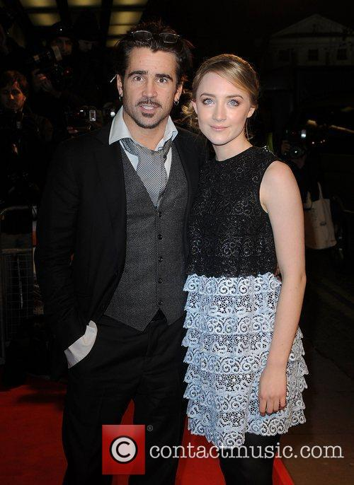 Colin Farrell and Saoirse Ronan 5
