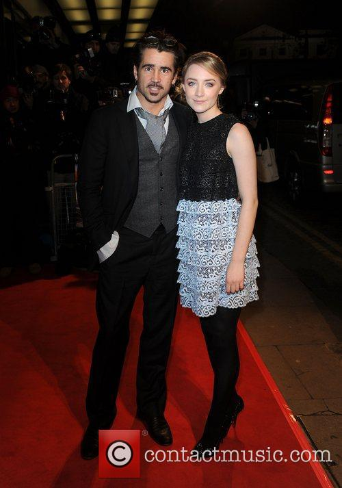 Colin Farrell and Saoirse Ronan 7