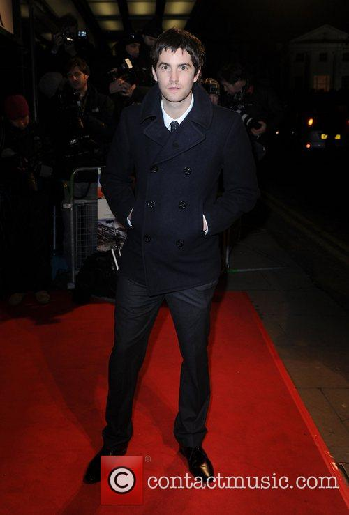 Jim Sturgess arriving at the UK premiere of...