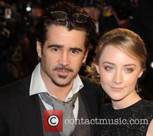 Colin Farrell and Saoirse Ronan 9