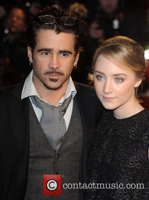 Colin Farrell and Saoirse Ronan 8