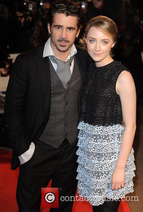 Colin Farrell and Saoirse Ronan 1