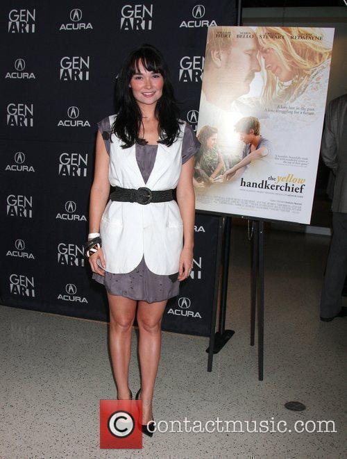 Kristen Ruhlin 'The Yellow Handkerchief' Los Angeles Premiere...