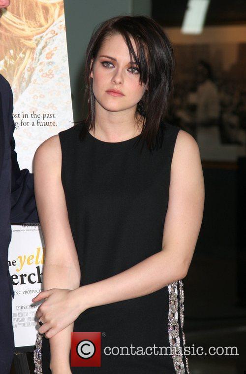 Kristen Stewart 'The Yellow Handkerchief' Los Angeles Premiere...