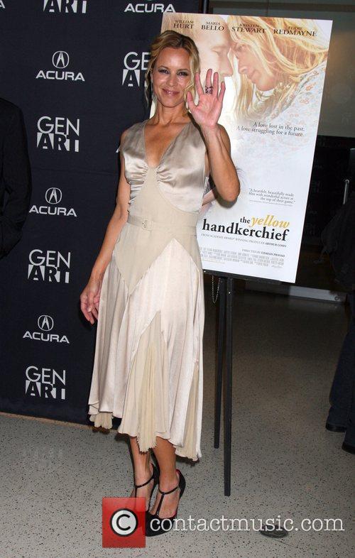Maria Bello 'The Yellow Handkerchief' Los Angeles Premiere...