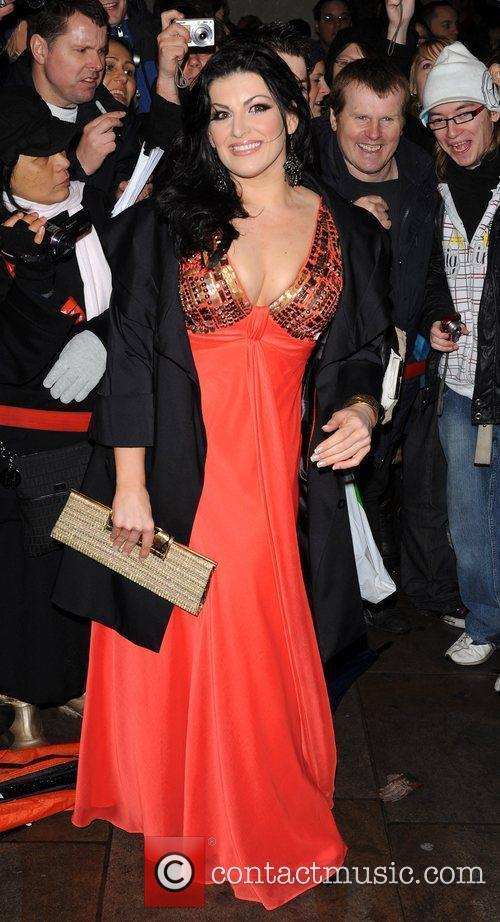 Jodie Prenger Whatsonstage.com Theatregoers' Choice Awards Show &...