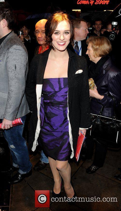Loui Batley Whatsonstage.com Theatregoers' Choice Awards Show &...