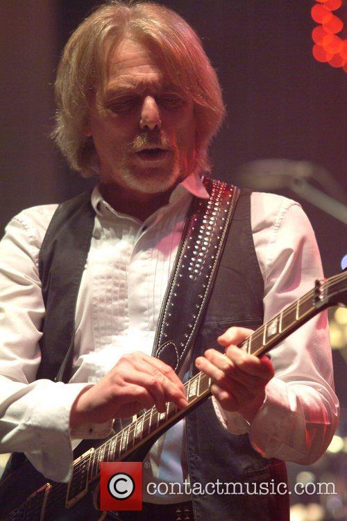 Scott Gorham Thin Lizzy perform live at the...