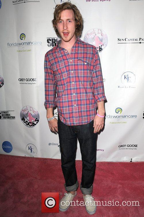 Asher Roth Think Pink Rocks concert to benefit...