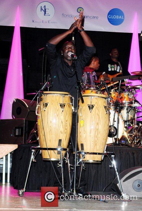 Akon and Pink 9