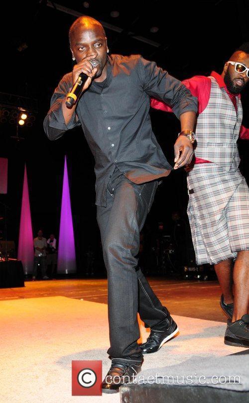 Akon and Pink 8