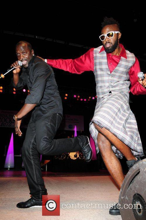 Akon and Pink 6