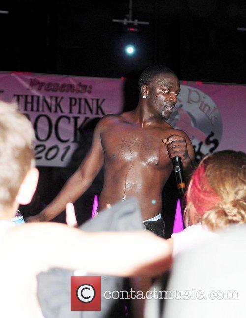 Akon and Pink 5
