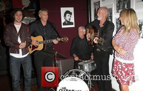 The Quarrymen, Aaron Johnson, John Lennon and Sam Taylor-Wood 5
