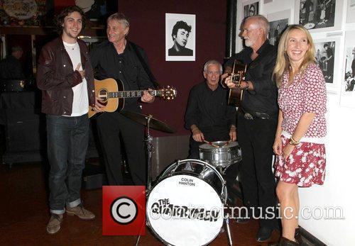 The Quarrymen, Aaron Johnson, John Lennon and Sam Taylor-Wood 1
