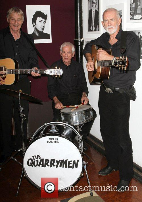 The Quarrymen and John Lennon 1
