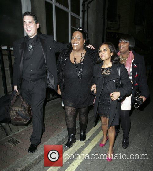 Alison Hammond and guests This Morning 21st Birthday...