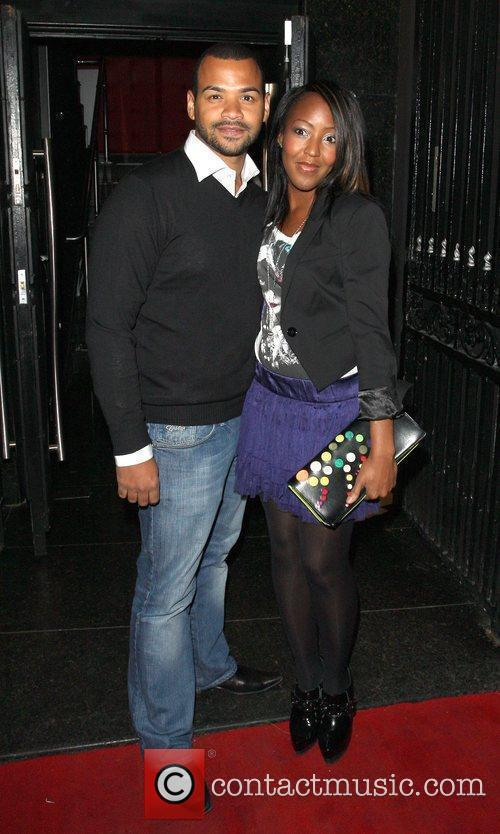 Michael Underwood and Angellica Bell This Morning 21st...