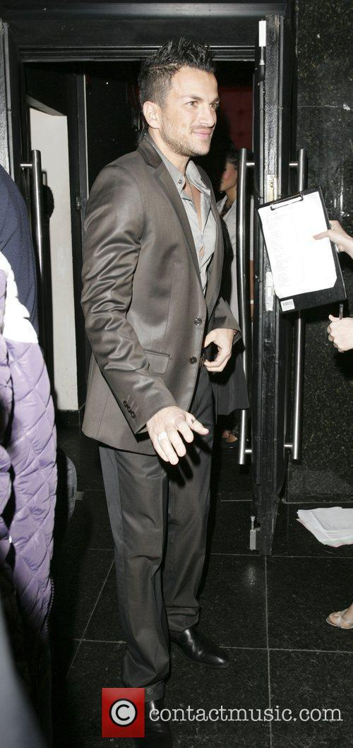 Peter Andre This Morning 21st Birthday Party held...