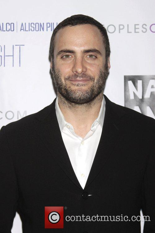 Dominic Fumusa  attending the opening night after...