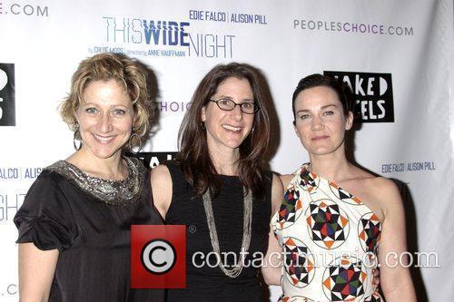 Edie Falco, Anne Kauffman, and Chloe Moss...