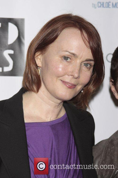 Laura Innes  attending the opening night after...