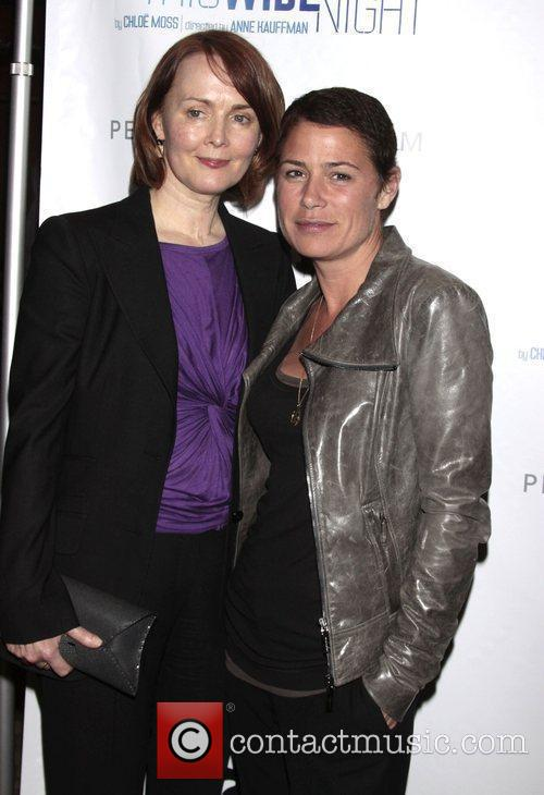 Laura Innes and Maura Tierney 2