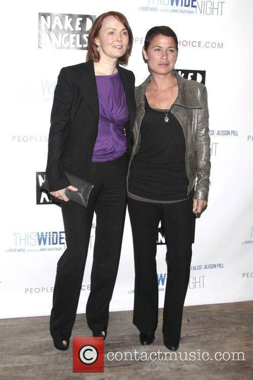 Laura Innes and Maura Tierney 5