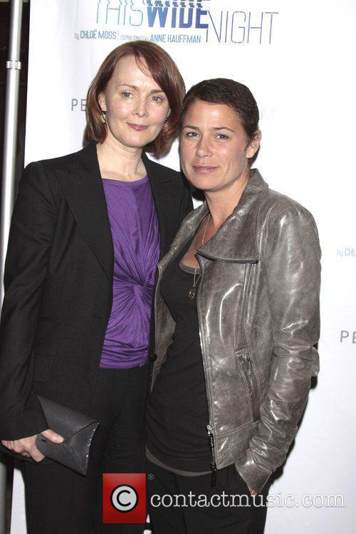 Laura Innes and Maura Tierney