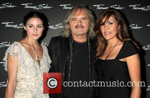 Olivia Palermo, Thomas Sabo and Mrs. Sabo 5