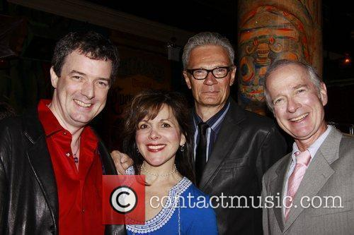 Frank Blocker, Rita Rehn, Preston Ridge and John-Charles...