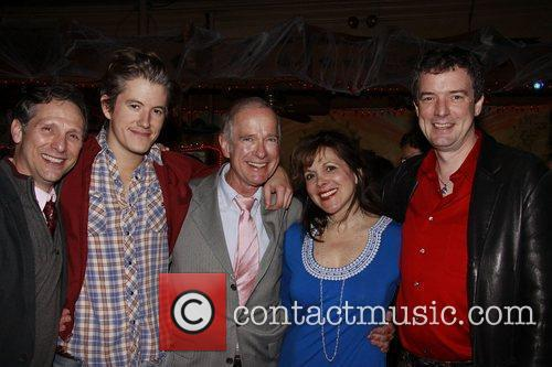 Stephen Hope, Zach Wegner, John-Charles Kelly, Rita Rehn...