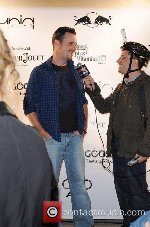 Kevin Dillon at the 35th Toronto International Film...