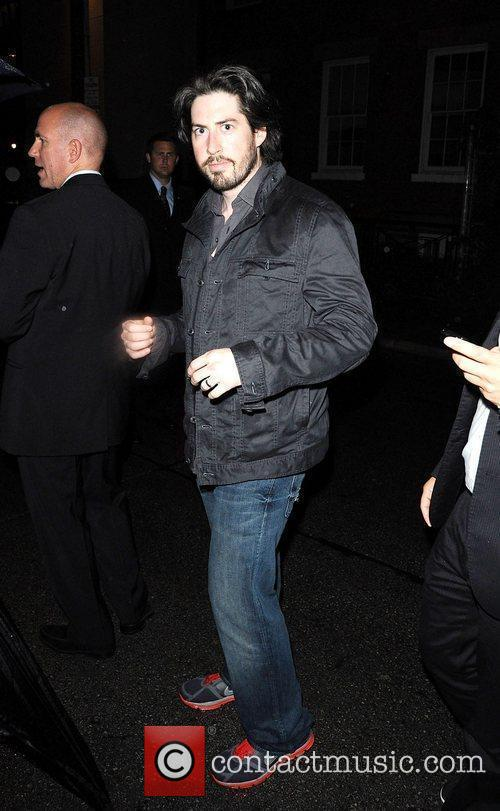 Jason Reitman attends the Instyle party at AME...