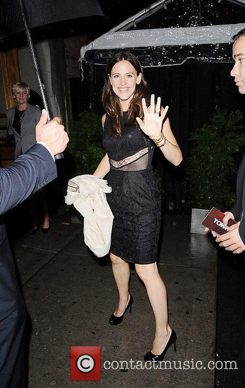 Jennifer Garner attends the Instyle party at AME...