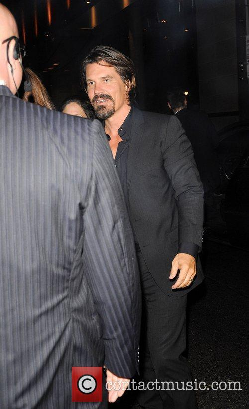 Josh Brolin attends the Instyle party at AME...