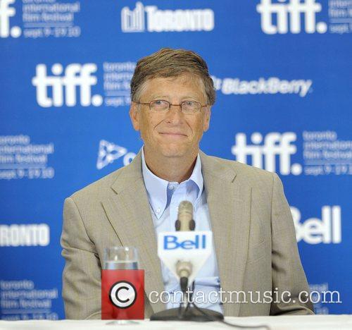 Bill Gates and Superman 6