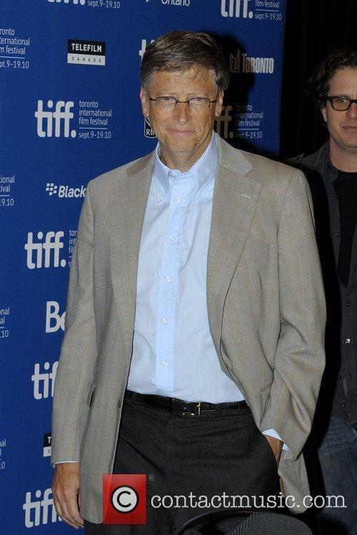 Bill Gates and Superman 1