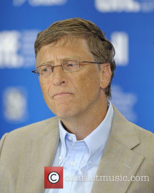 Bill Gates and Superman 4