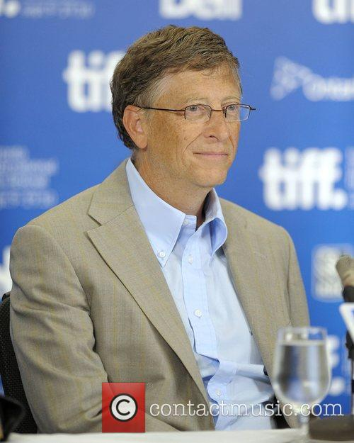 Bill Gates and Superman 9