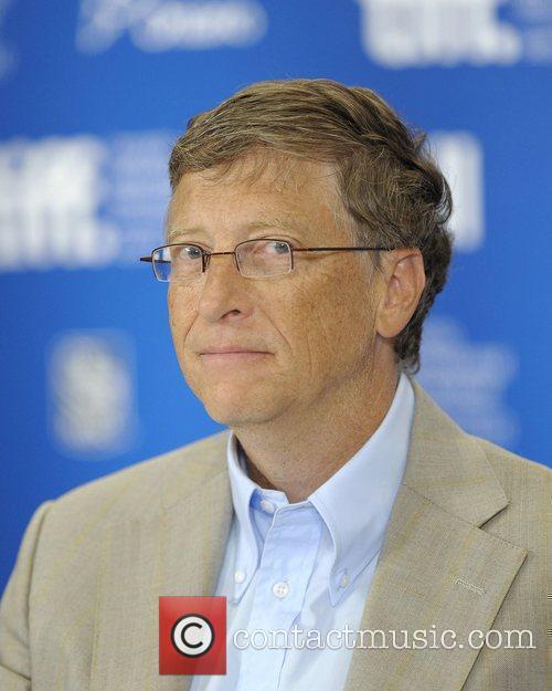 Bill Gates and Superman 3