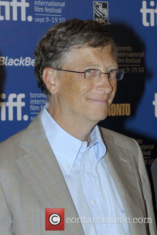 Bill Gates and Superman 7