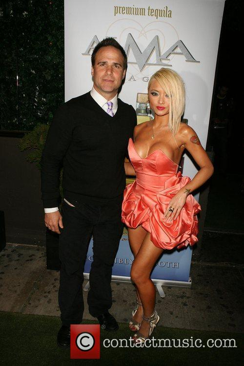 Tila Tequila and Russell Terlecki performs her first...
