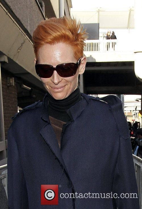 Tilda Swinton and Chicago 1
