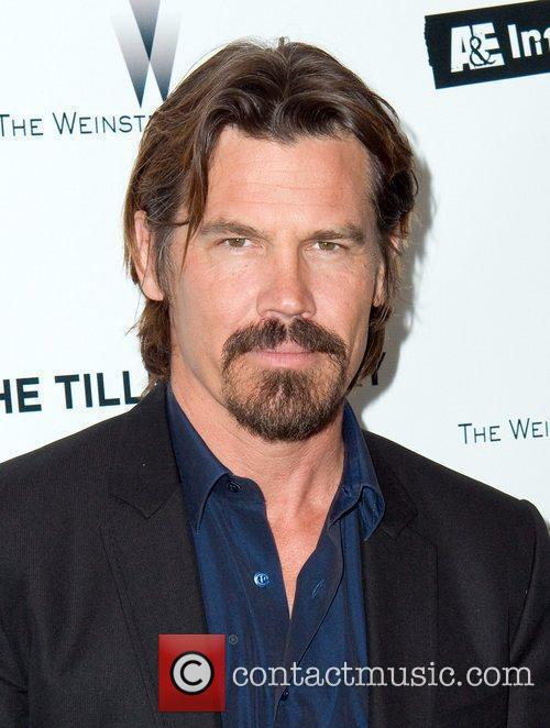 Actor Josh Brolin attends the premiere of 'The...