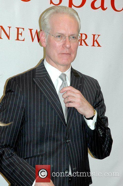 Tim Gunn makes an instore appearance at Bloomindale's...